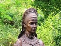 Bust af Maria Feodorovna