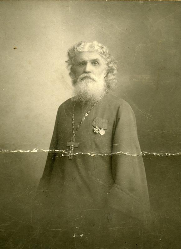 Протоиерей Иоанн Орлов