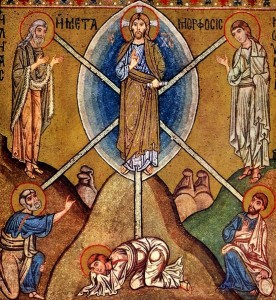 Prayer for Transfiguration feast